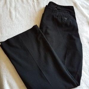 Ann Taylor Loft 12P Black Pants
